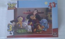 Disney Pixar Toy Story 'Woody Cowboy & Friends' 50 Piece Puzzle BNIB